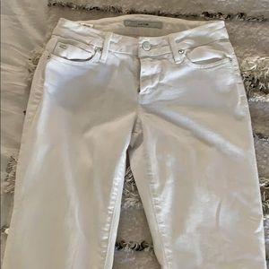 White Joe Jeans